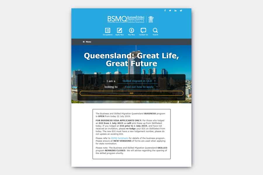 Đầu tư định cư Úc - Queensland chính thức mở cửa ngày 22.07.2019 (visa 188, visa 132)