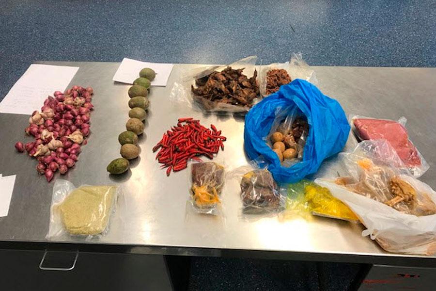 Một người Việt Nam bị trục xuất và hủy visa úc vì mang theo thịt heo - Chuyên gia định cư Úc Evertrust